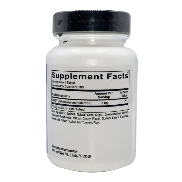 DHEA Dietary Supplement Ingredients