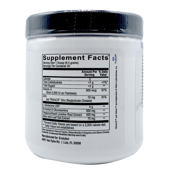 Gluta Protect Vanilla Dietary Supplement