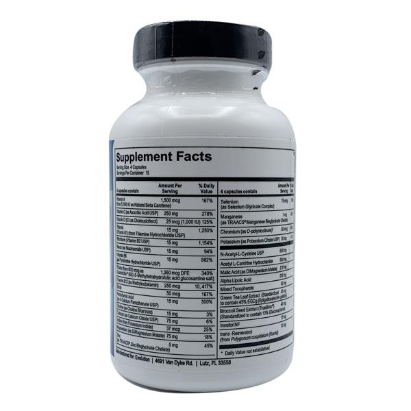 V Pax Dietary Supplement Ingredients