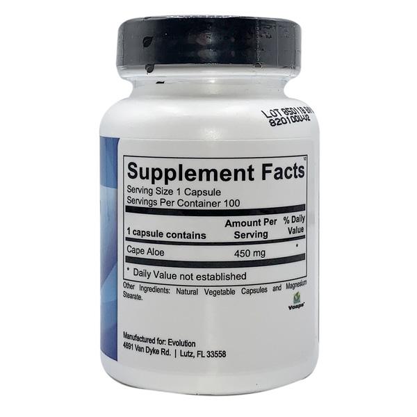 Vita Aloe 450 Dietary Supplement Ingredients
