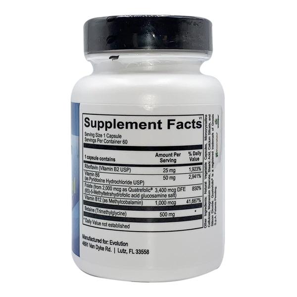 Vita B Methyl Dietary Supplement Ingredients