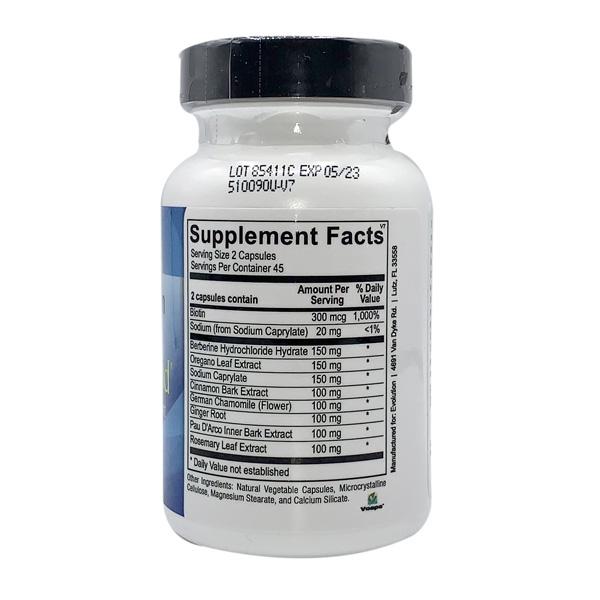 Vita Candid Dietary Supplement Ingredients