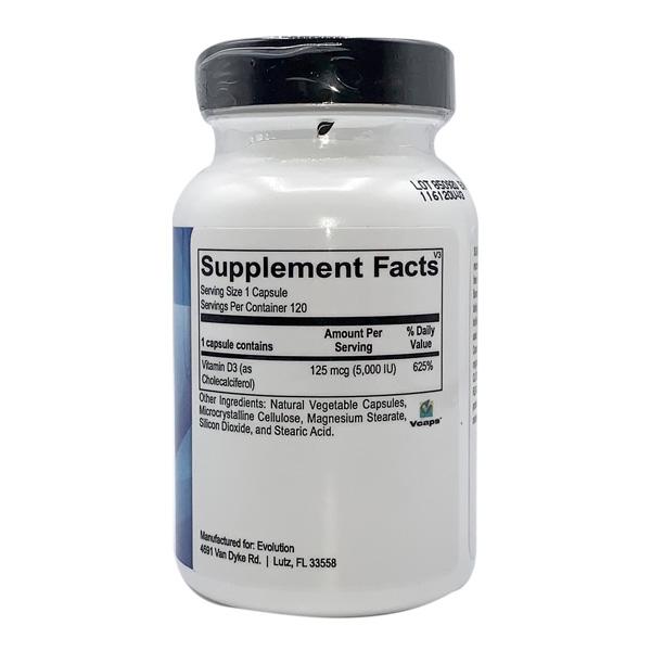Vita D Dietary Supplement Ingredients