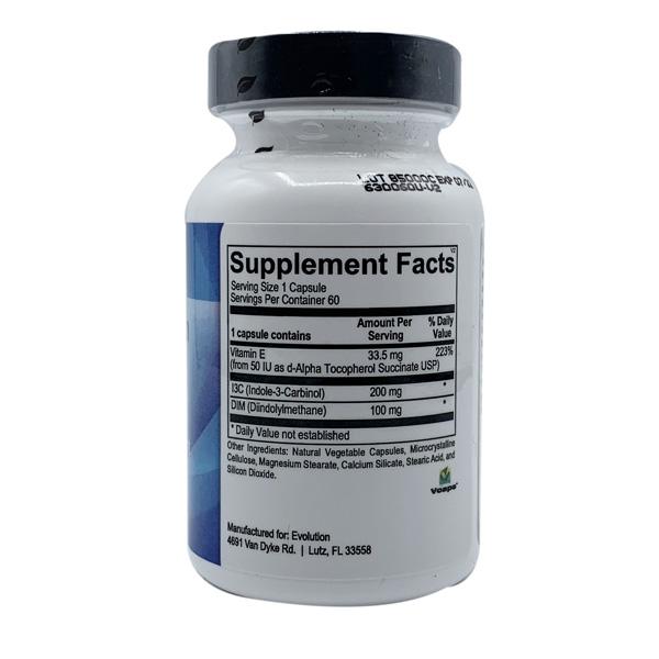 Vita DIM Dietary Supplement Ingredients