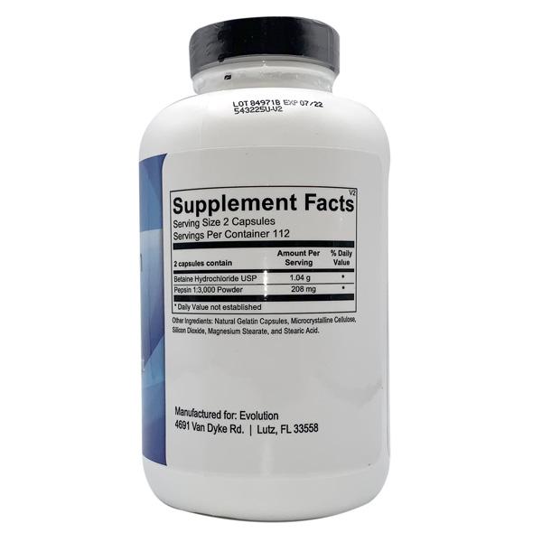 Vita Flux Dietary Supplement Ingredients