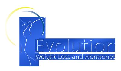 Evolution Weight Loss & Hormones Logo Landscape